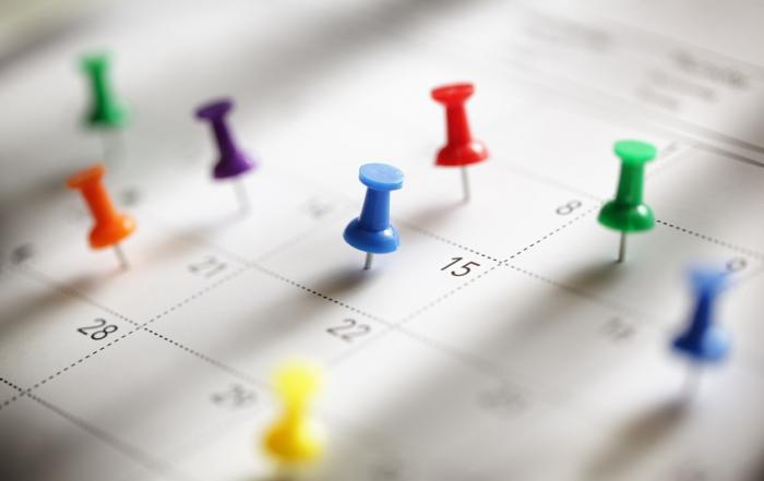 2016/2017 UK Tax Calendar