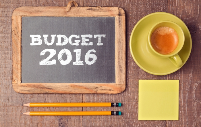 Chancellor presents next generation budget