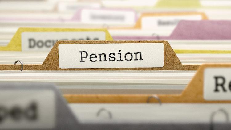 Best pension option for contractors