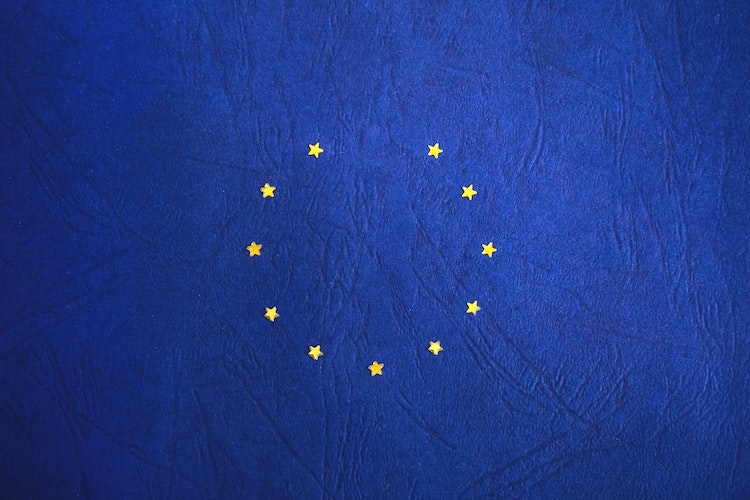 Brexit Flag missing a star.