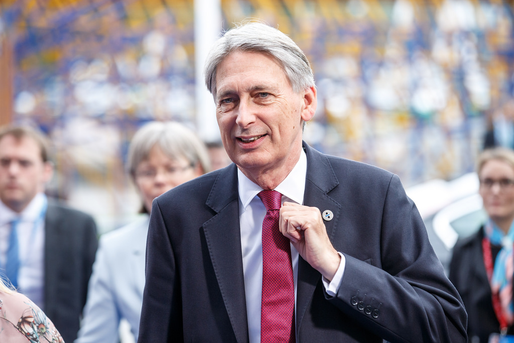 Philip Hammond spring statement.