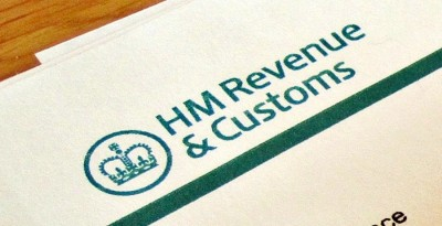 HMRC (HM Revenue & Customs) letterhead