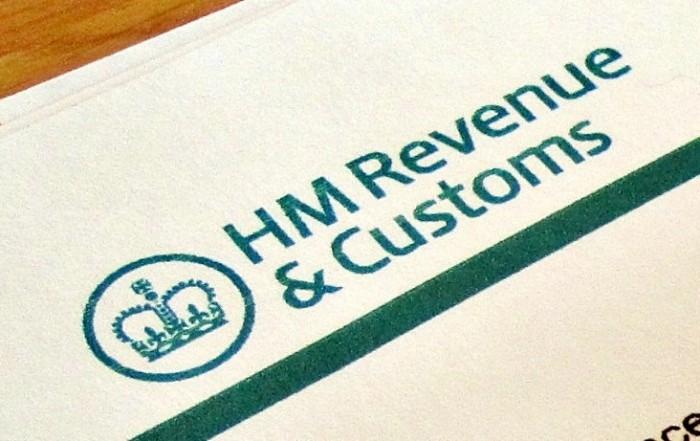 HMRC (HM Revenue & Customs) letterhead