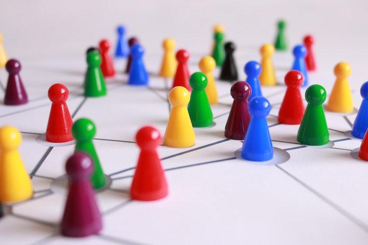 IT contractors networking.