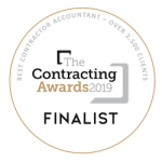 Contracting Awards 2019 finalist