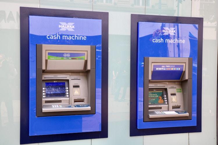 Cash Machine picture.