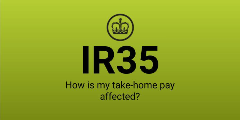 IR35 take home pay