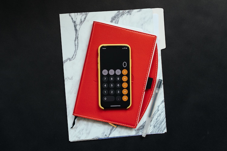calculatoronredbook