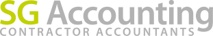 SG Contractor Accounting Logo