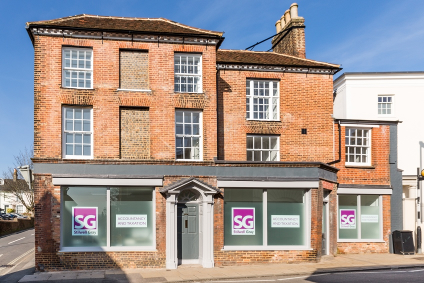 SG Accounting Winchester office